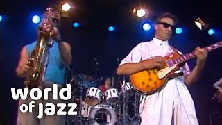 John McLaughlin's Mahavishnu Orchestra live at the North Sea Jazz Festival • 1986 • World of Jazz