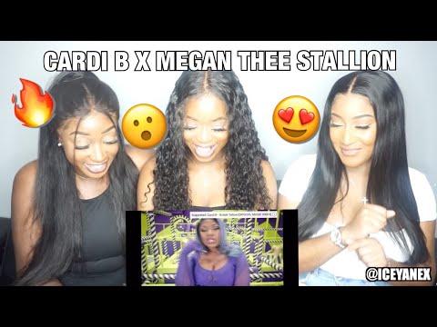 Cardi B - WAP feat. Megan Thee Stallion [Official Music Video] 😍  UK REACTION 🇬🇧
