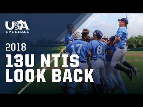 2018 13U NTIS Recap