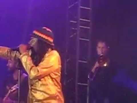 Alpha Blondy & The Solar System-Sweet Fanta Diallo Live@Scandinavia Reggae Festival 2014-08-29