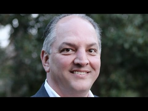 Full Interview: Louisiana Governor John Bel Edwards