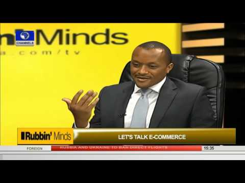 Rubbin' Minds  Discussing E Commerce In Nigeria With CEO 'More For Africa'    10 25 15 Pt 2   YouTub