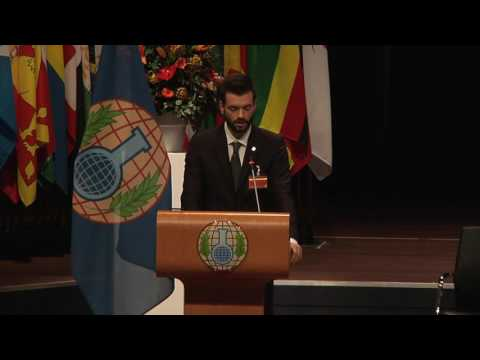 The Twenty-First Session of the Conference of the States Parties - HESAR presentation