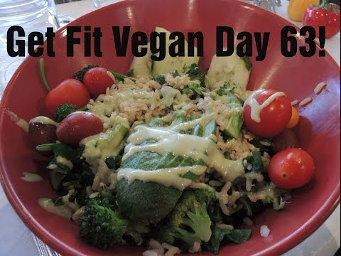 "Getting Fit Vegan! Day 63 |Reno 2| ""Vegan, What?"""