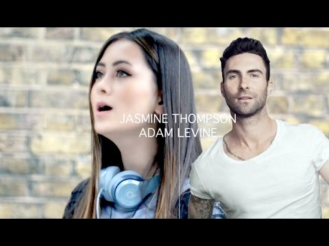 JASMINE THOMPSON & MAROON 5 / PEOPLE ARE AWESOME