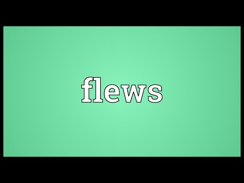 Header of flews