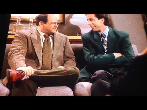 Seinfeld the pitch to NBC