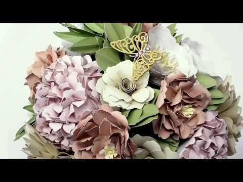 How to Create a DIY Party with the David Tutera Collection from Sizzix