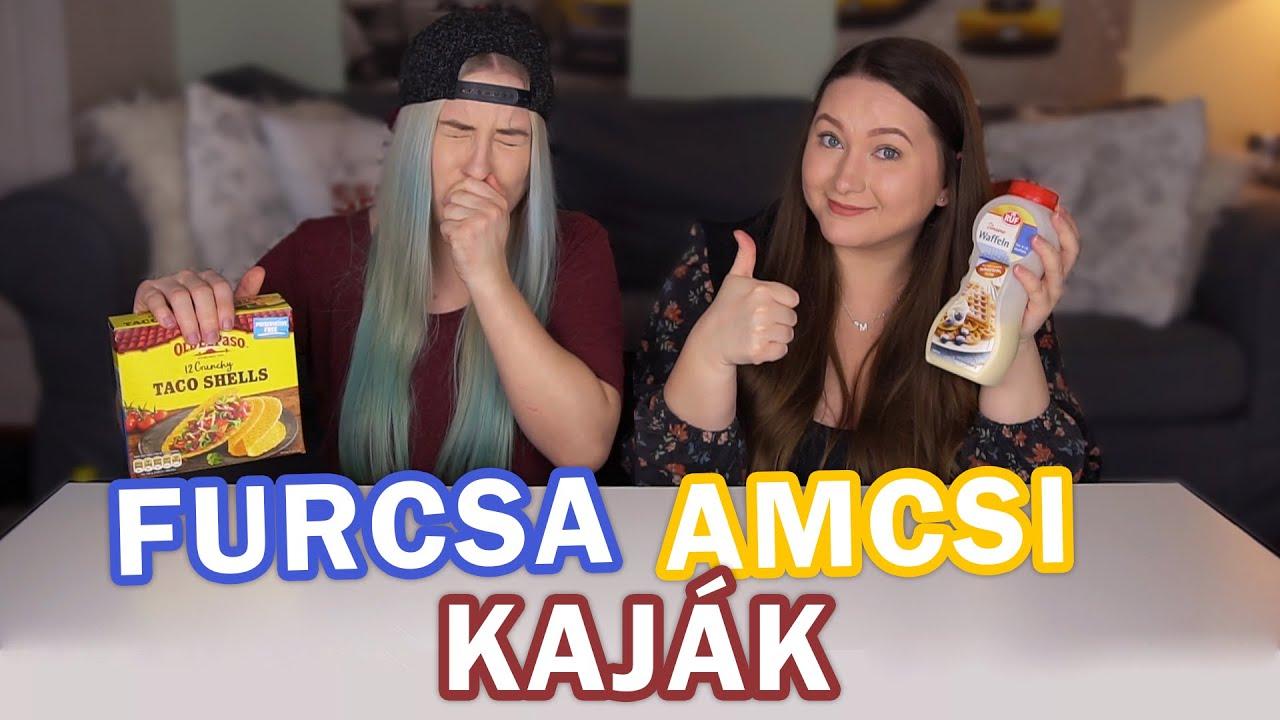 Download FURCSA AMCSI KAJÁK #11 KLAUVAL