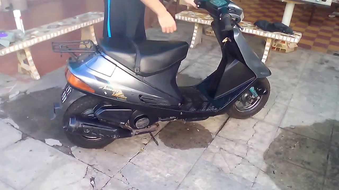 Suzuki Address V100! - YouTube