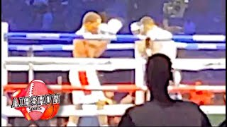 TANK DAVIS KNOCKOUT From INSIDE the ARENA