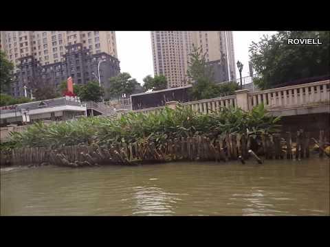 Wuhan China Boat Tour