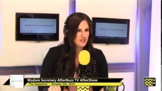 "Madam Secretary After Show Season 1 Episode 3 ""The Operative"" | AfterBuzz TV"