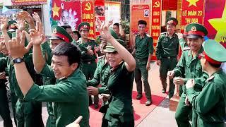 Hoạt động trại Kiều Duy Cư (Lữ đoàn 23): Sức trẻ, thanh niên trẻ.