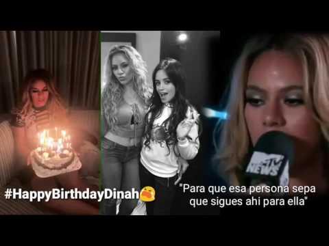 ¿Dinah se disculpo con Camila indirectamente? #HappyBirthdayDinah 😭❤