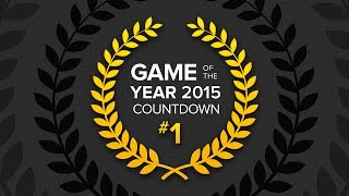 First Place Winner - GameSpot Game of the Year 2015 - The Witcher 3: Wild Hunt