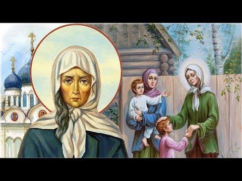 Святая Ксения Петербургская. Прижизненный портрет