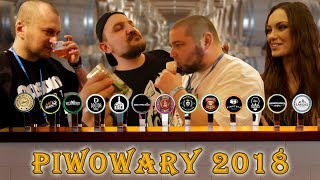 Pal Hajs TV - 64 - Piwowary 2018