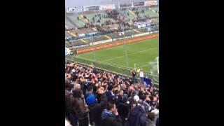 Brescia-Novara , coro :