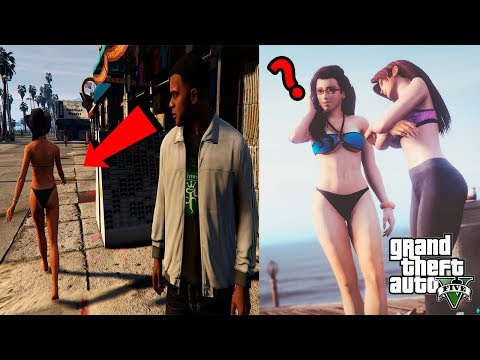 GTA V Mitos y Mentiras #157 - Los hombres y las mujeres se fijan en las mismas cosas en online ¿