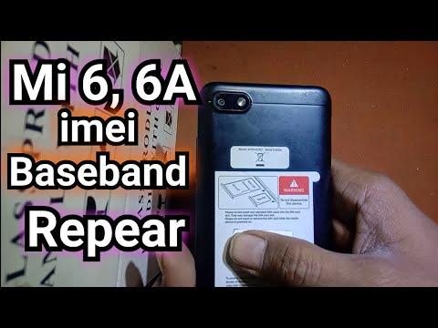 Mi 6a Imei Repair | Mi 6a Baseband Repear
