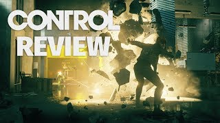Control Review - Not Your Ordinary Federal Bureau (Video Game Video Review)
