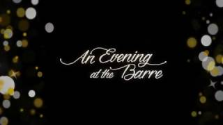 An Evening at the Barre 2017