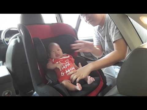 Recaro ProRide Hero Non-ISOFIX Child Seat Malaysia - Kon On The Road, #KonOTR, Episode 012