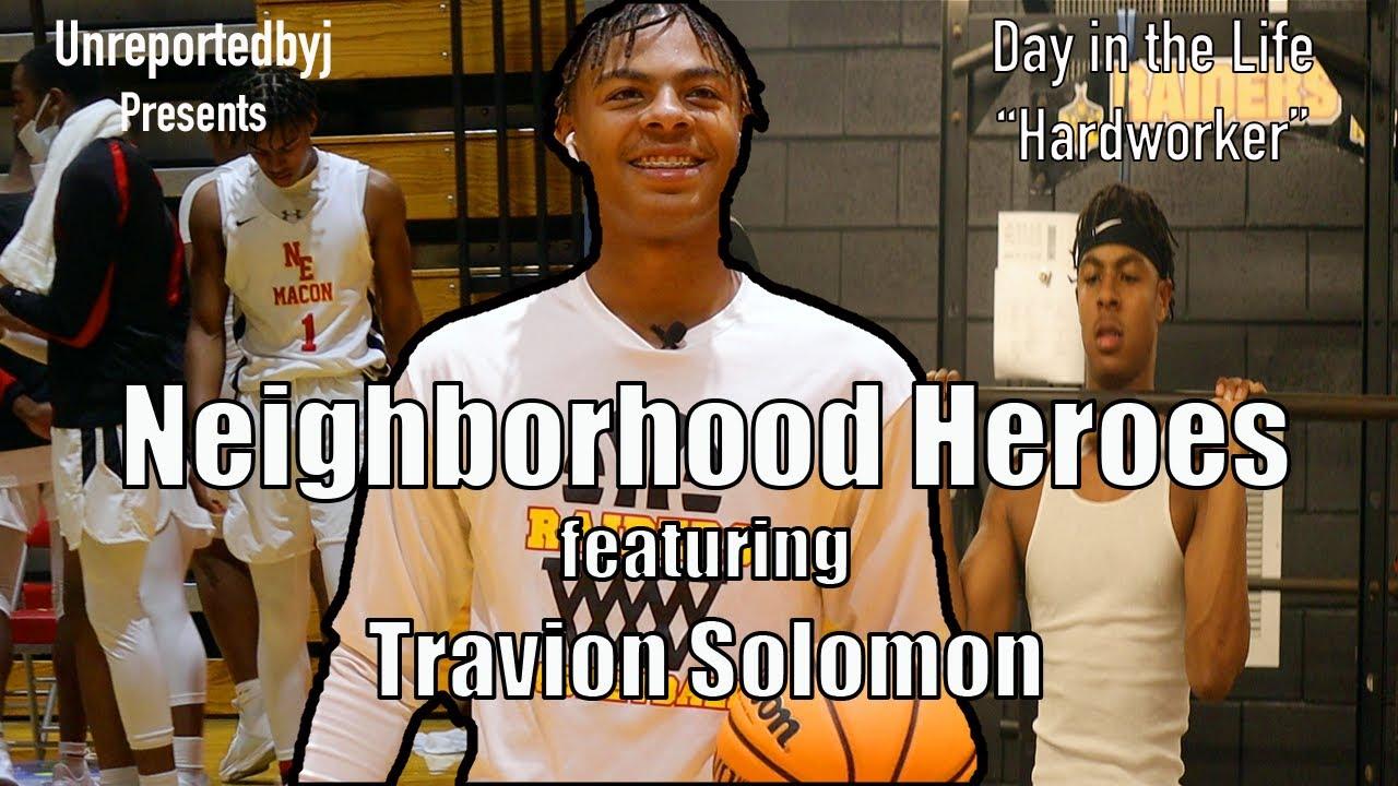 Download NEIGHBORHOOD HEROES Ep. 5 Featuring Travion Solomon
