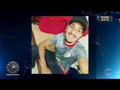 Polícia investiga o assassinato de dois atletas no Rio de Janeiro | SBT Notícias (05/12/17)