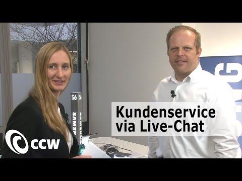 Live-Chat und Remote-Service im Kundenservice - Marcus Neßler von Samsung im Interview :: CCW 2016