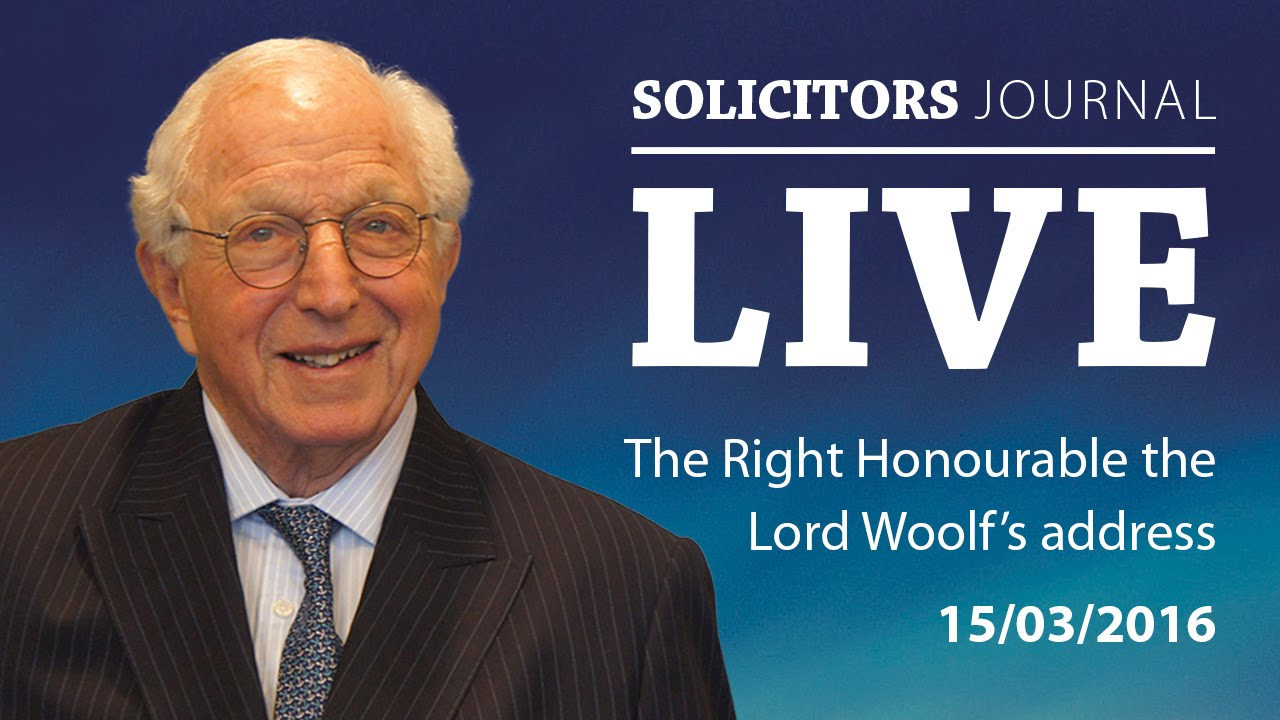 lord woolf's reforms The civil procedure rules  draft rules of practice designed to implement lord woolf's  as a result of reforms suggested by lord woolf and his.