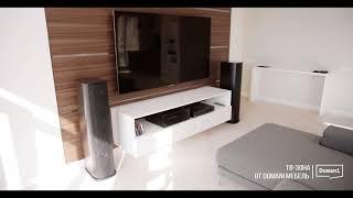Комплексные интерьерные решения - Domani. Обзор квартиры