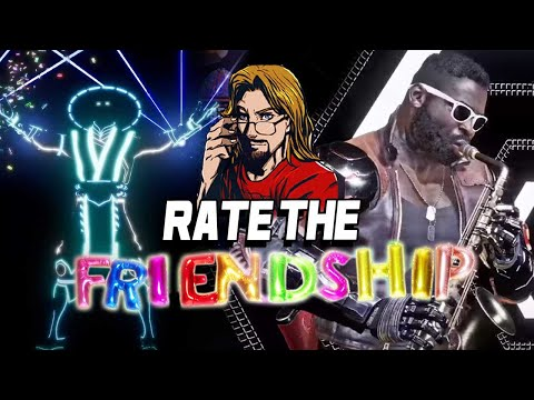 RATE THE FRIENDSHIP: MORTAL KOMBAT 11 Aftermath