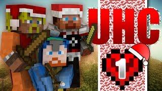 Dansk Minecraft :: DÅRLIG TIL UHC! :: #1 MATRIEUX UHC - JULESPECIAL