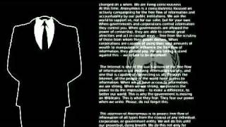Video A letter to PSN from Anonymous PSN DOWN April 21-24 2011 ERROR CODE 80710A06 download MP3, 3GP, MP4, WEBM, AVI, FLV April 2018