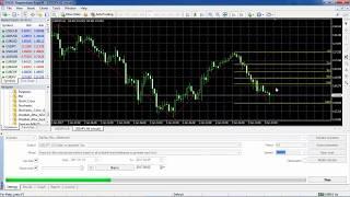 สูตร zigzag + fibo แบบอัตโนมัติ สำหรับ Trade forex