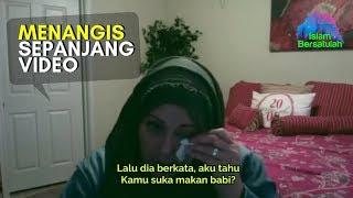 "Menangis Sepanjang Video 💥 Guru Ini Masuk Islam Setelah ""Diajari"" Murid Kecilnya || Kisah Muallaf"