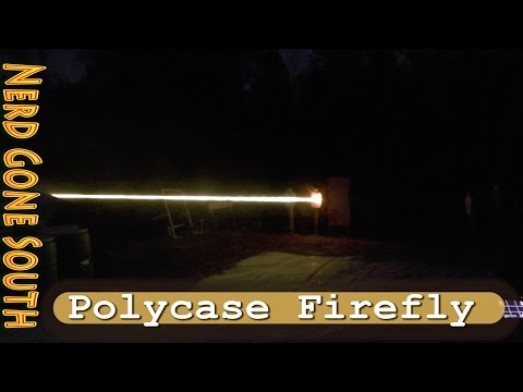 Polycase Firefly 9mm Tracer Night Fire Training