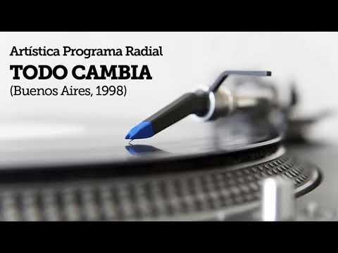 Artística Radial TODO CAMBIA (1998)