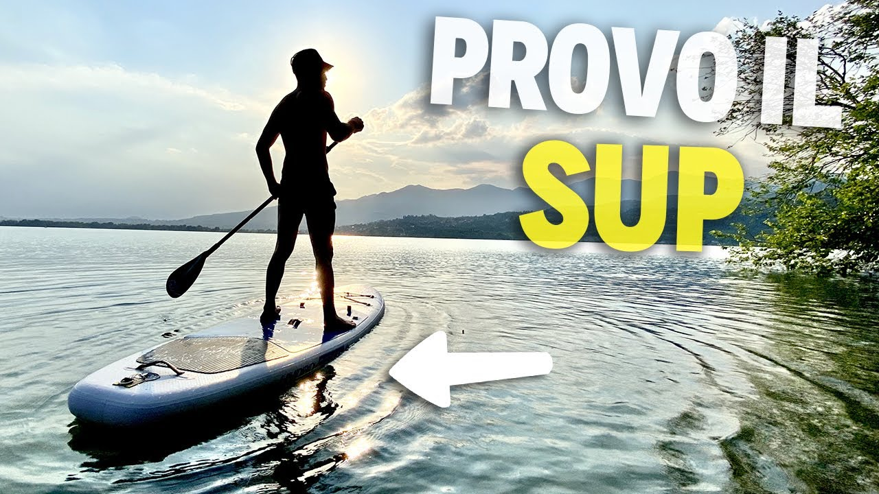 PROVO IL SUP - STAND UP PADDLE