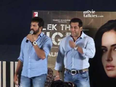 Kabir Khan And Salman Khan Talk About 'Ek...