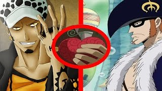 """The """"X Drake/Law"""" Connection: The Key To Victory In Wano 