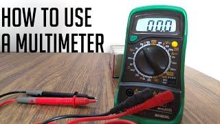 mastech MAS830L Multimeter Unboxing & Review