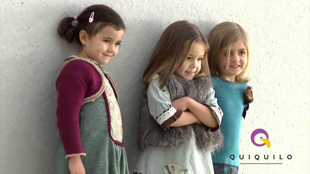 moda infantil quiquilo
