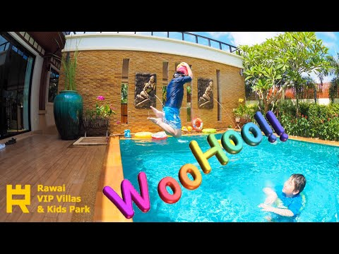 Rawai VIP Villa And Kids Park Review