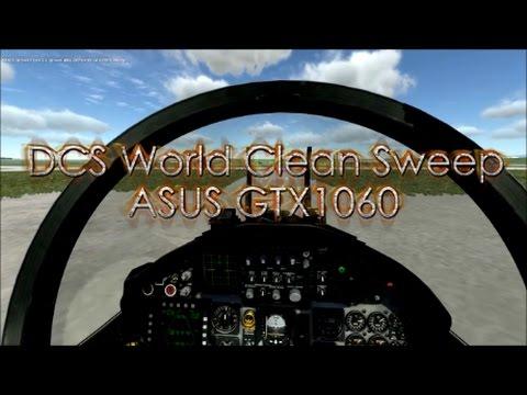 Clean Sweep GTX1060 With Landing Fail