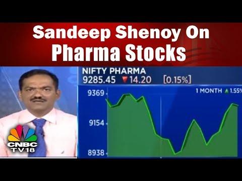 Sandeep Shenoy On Pharma Stocks | Pre-Opening Session | CNBC-TV18