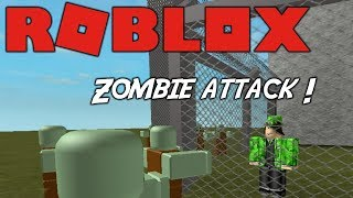 ZOMBIE ATTACK !!! | Roblox Zed Defanse Tycoon