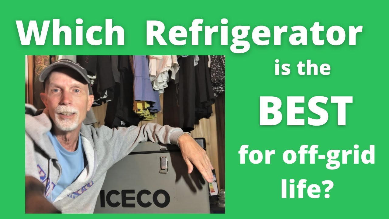 ICECO VL60 Review /  Best High Efficiency Refrigerator? / Life Off-Grid